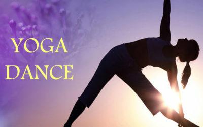 Yoga Dance – Fusión entre Yoga y Danza