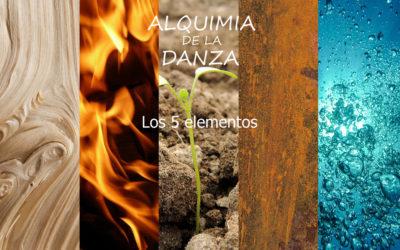 Alquimia de la Danza – Taller: los 5 elementos