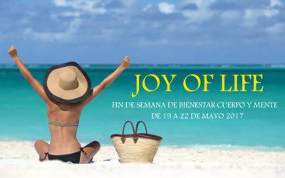 Joy of Life – fin de semana de bienestar cuerpo y mente