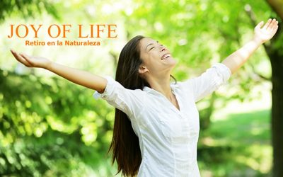 JOY OF LIFE – Retiro en la Naturaleza
