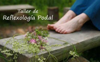 Reflexología Podal – Taller en la Naturaleza