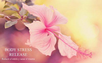 """Taller """"Body Stress Release"""" – Descargar el estrés y sanar el trauma."""