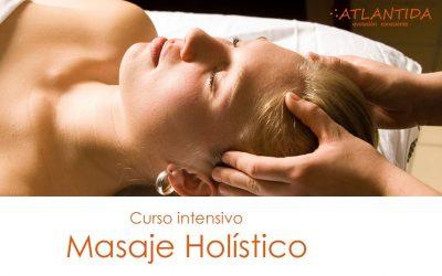 Masaje Holístico – Curso Intensivo en Gran Canaria