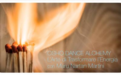 Osho Dance Alchemy – L'arte di trasformare l'energia