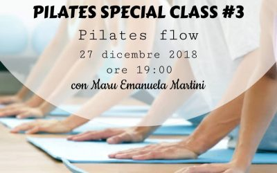 Pilates Flow – Lezione speciale