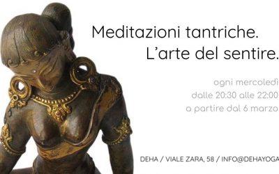 Meditazioni Tantriche – L'arte del sentire