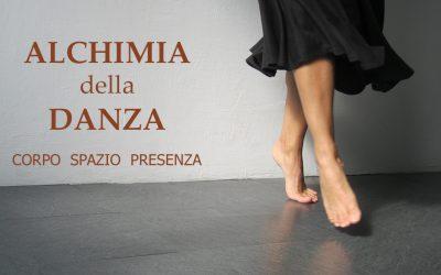 Alchimia della Danza – Corpo, spazio, presenza.