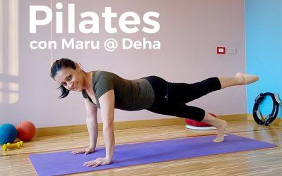 Pilates @ Deha – Lezioni online