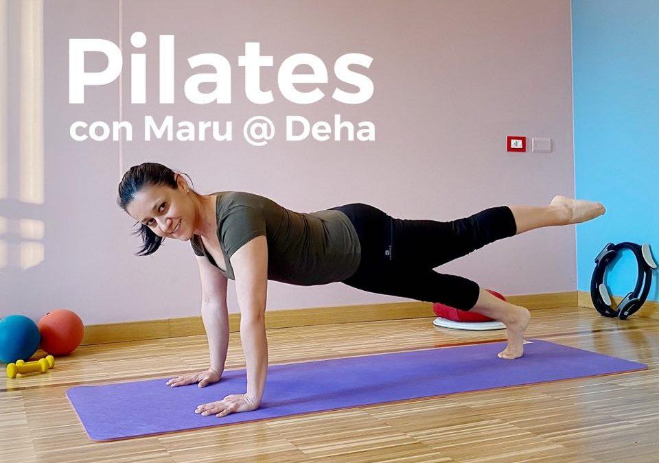 Pilates a casa – Lezioni online