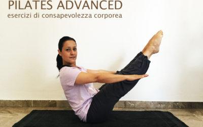 Pilates Advanced – Esercizi di consapevolezza corporea
